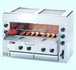 RGPW-6-紅外線底面火燒烤爐